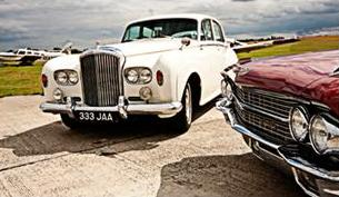 Traditional Wedding Cars and Limousines