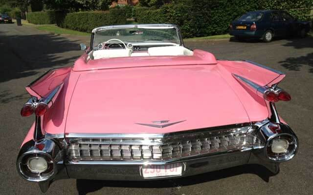 Would you like to hire a Pink Cadillac car? Choose LA ...