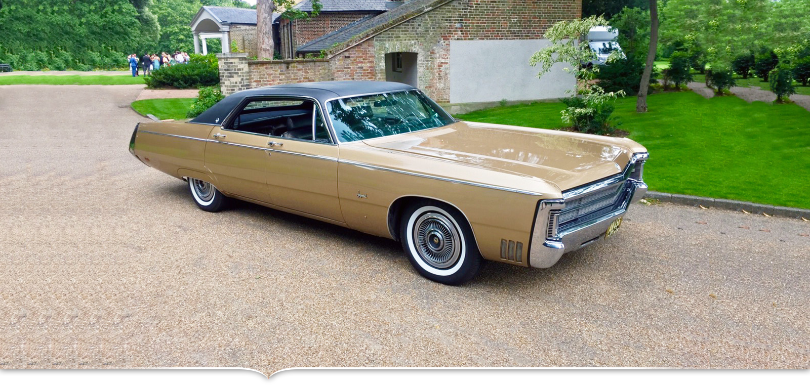 1969 Chrysler Imperial Le Baron