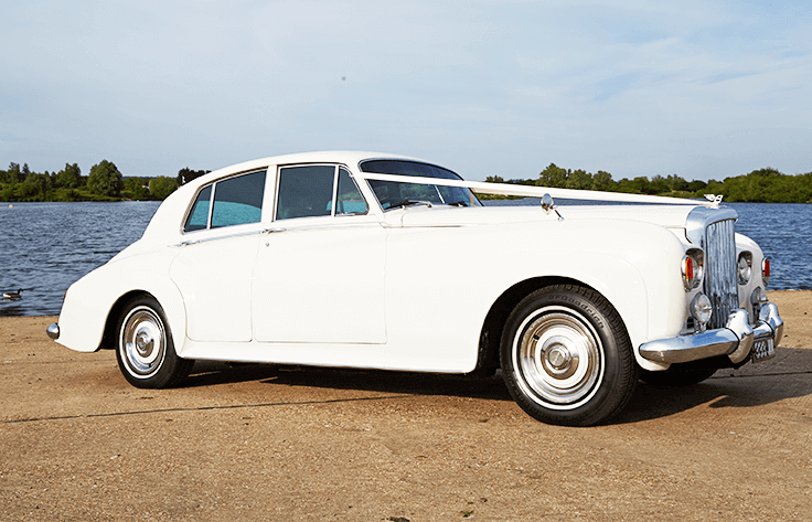 Classic car hire in Essex and London from LA Stretch Limos